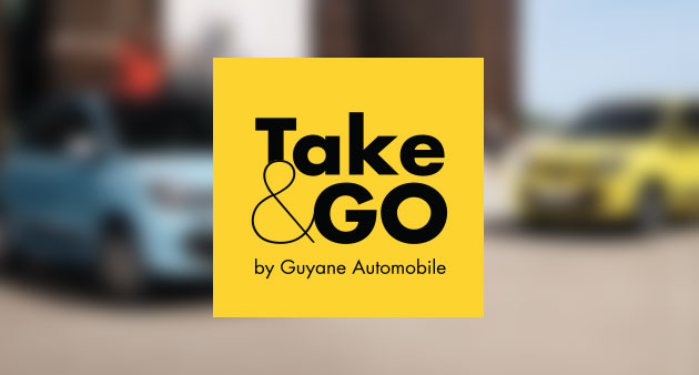 Take & Go by Guyane Automobile
