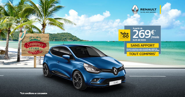 Renault Summer Time