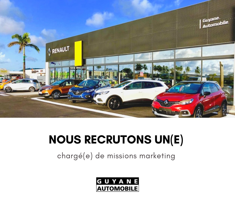 Chargé(e) de missions Marketing